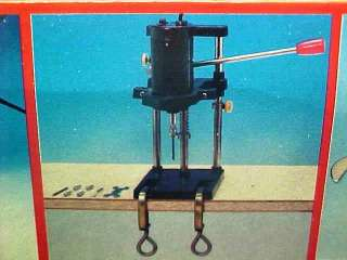 MINI DRILL PRESS STAND 1 SPEED MOTOR DREMEL COLLET F S