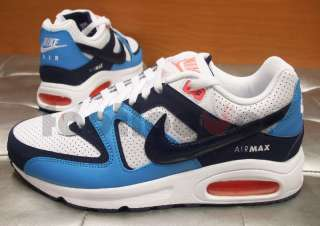 huge discount 4148b d151f ... Scarpe Nike Air Max Command Leather TG 42 409998 103 running uomo 2012  ...