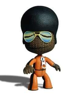 LittleBigPlanet: 6 Marvin / Afro Sackboy LBP Sony