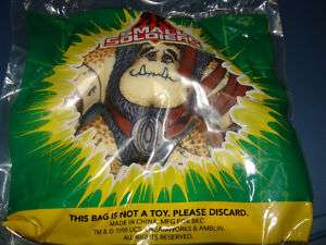 1998   Dreamworks SMALL SOLDIERS Kids Meal   GORGONITE