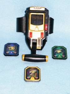 POWER RANGERS RPM MORPHER CELL CALLER SHIFT CHANGER