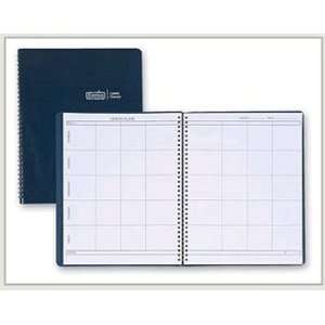 6 Pack HOUSE OF DOOLITTLE WEEKLY LESSON PLANNER BLUE