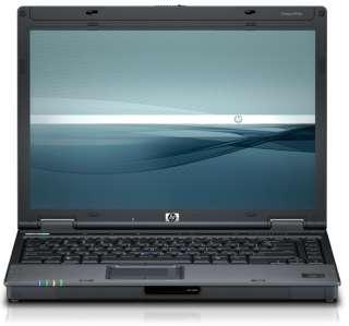 NOTEBOOK HP 6910p Core Duo 2GHz 1Gb 80Gb DVDRW 14 Vista