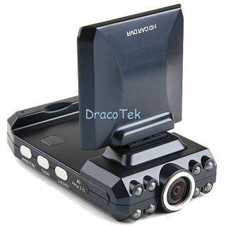 120 Degree Wide angle Lens Vehicle HD DVR Digital Video Recorder