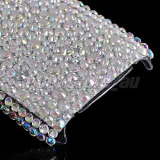 33   FASHION DIAMOND BLING CASE for SAMSUNG CHAT 335 S3350 COVER