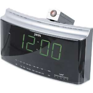 jwin iluv imm173 clock radio for ipod overstock. Black Bedroom Furniture Sets. Home Design Ideas
