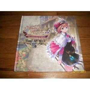 Atelier Rorona the Alchemists of Arland Visual Art Book