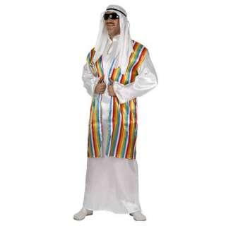 Déguisement Hémir arabe costume homme oriental M/L