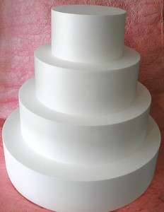 Große Hochzeits Torte Styropor Show Dummy Deko Objekt