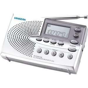 Sangean DT 220A Pocket Radio Tuner (DT 220A)   Office