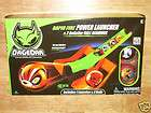 NIB DaGeDar Rapid Fire POWER LAUNCHER Sprat Horner & Grim Reeker Ball