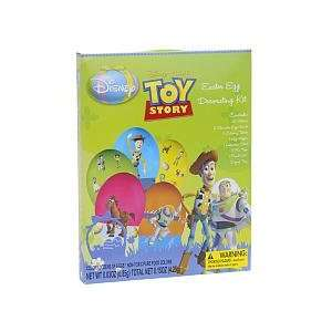 Disney Toy Story Easter Egg Decorating Kit Toys & Games