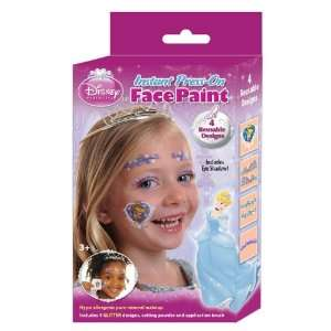 Fan Stamp Disney Cinderella Press on Face and Body Paint