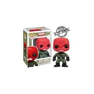 Funko DC Universe Pop! Heroes 07   Red Skull Toys & Games