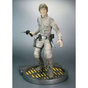 KOTOBUKIYA LUKE SKYWALKER SOFT VINYL MODEL KIT: Toys