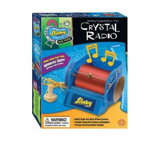 Crystal Radio Kit   QVC