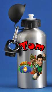 TOM TREE FU TOM DRINKING / WATER BOTTLE GREAT FOR SCHOOL KIDS