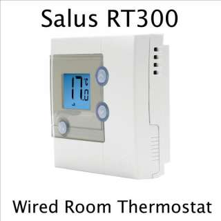 Digital Manual Room Thermostat central Programmer Heating Control Stat