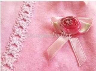 Sleeve Leotard Ballet Tutu Costume Dance Fairy Dress 2 8Y Pink