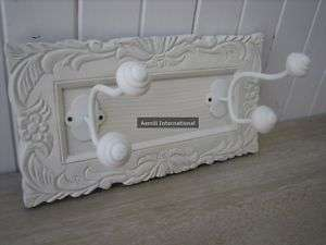 ZWD 337 Rustic French Provincial Country Coat Hat Rack