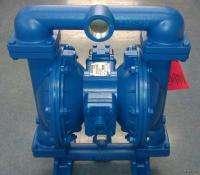 NEW   Rupp, Sandpiper 1 1/2 Aluminum Diaphragm Pump