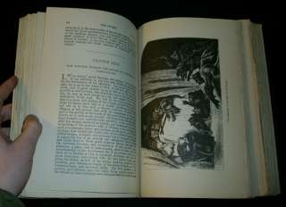 THE WORKS OF RABELAIS   Illus. Gustave Dore; 1930? w/dj