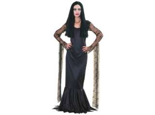 ADDAMS ADAMS FAMILY HALLOWEEN FANCY DRESS COSTUMES