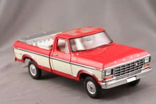 Sam Waltons 1979 Ford Truck 124 Scale Die Cast Model
