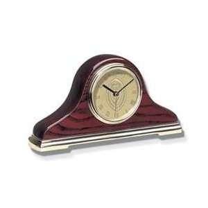 Cincinnati   Napoleon II Mantle Clock: Sports & Outdoors