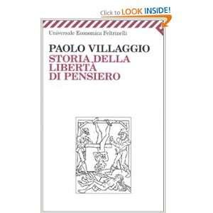 DI Pensiero (Italian Edition) (9788807721564) Paolo Villaggio Books