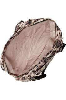 Stella McCartney Animal print nylon shoulder bag   60% Off Now at THE