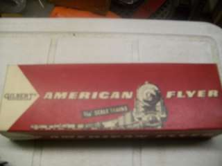 American Flyer S Gauge rack and Layou Pars Lo 1   Red Boxes  
