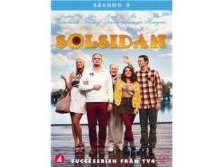 Solsidan   Säsong 2 (3 disc)DVD Box på Tradera. P S  DVD boxar