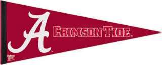 Alabama Crimson Tide 12x30 Premium Pennant