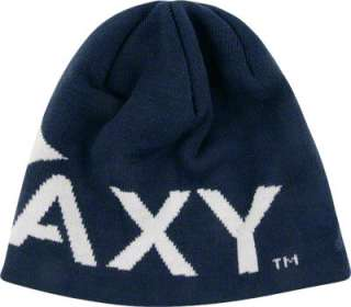 Los Angeles Galaxy adidas Authentic Team Knit Hat