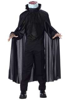 Scary Costumes Scary Adult Costumes Adult Headless Horseman Costume