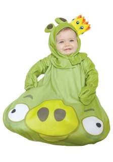 Angry Birds King Pig Bunting   Infant Angry Birds Costumes