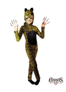 Cheetah Cat Girl Toddler  Cheap Cats Halloween Costume for Infant