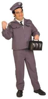 Adult Ralph Kramden Bus Driver Costume   Funny Honeymooners Costumes