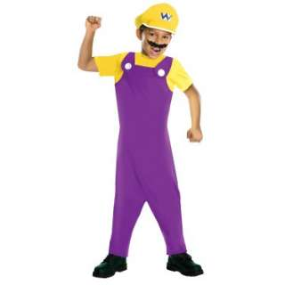 Super Mario Bros.   Wario Child Costume   Costumes, 801403