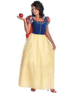 Womens Disney Dlx Snow White Costume  Wholesale Disney Halloween