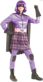 Kick Ass Movie   Hit Girl Adult Costume