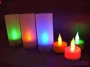 Led ljus till Halloween och Jul NYA på Tradera. Fönsterlampor