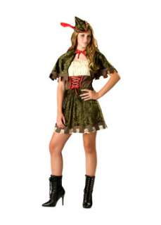 Teens Robin Hood Costume Teens Fairytale Costumes at Wholesale Prices