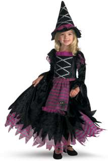 Fairy Tale Witch What a Sweet Little Witch Costume Includes Fill