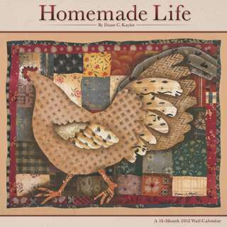 Homemade Life 2012 Wall Calendar 1438811438