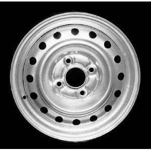 93 97 HONDA ACCORD STEEL WHEEL RH (PASSENGER SIDE) RIM 15