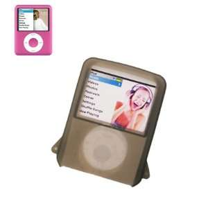 Cell Phone Case for Apple iPod nano 3rd generation 4GB 8GB   Smoke