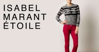 Shop the collection Sign up for Isabel Marant Etoile