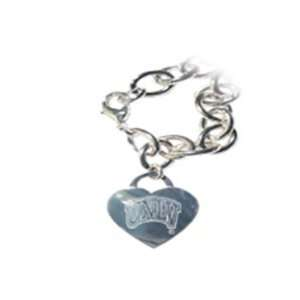 Running Rebels Tiffany Style Heart Tag Bracelet